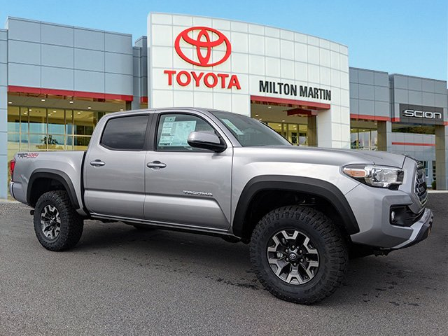 2019 Toyota Tacoma >> New 2019 Toyota Tacoma Trd Off Road Crew Cab Pickup In Gainesville