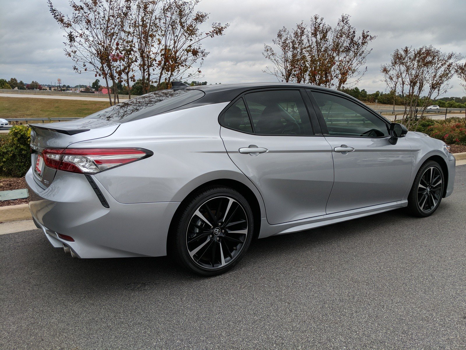 New 2018 Toyota Camry XSE 4dr Car in Gainesville