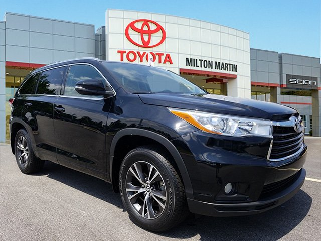 Certified Pre Owned 2016 Toyota Highlander L Sport Utility in