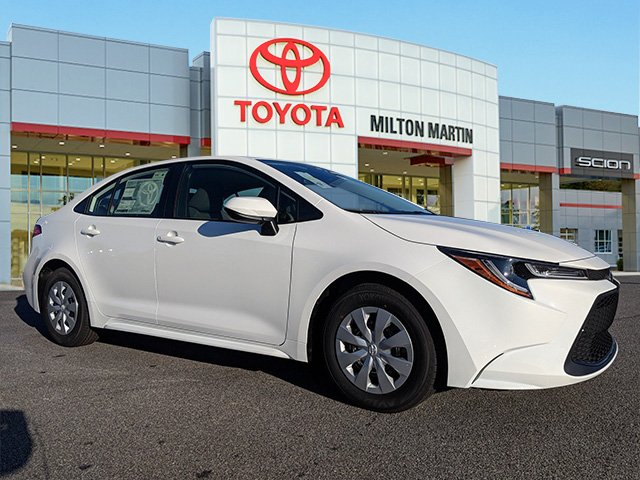 New 2020 Toyota Corolla L 4dr Car In Gainesville 43273 Milton