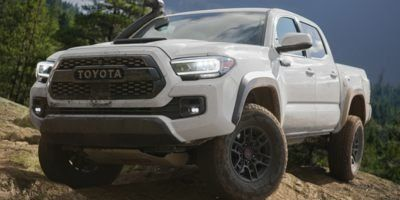 New 2020 Toyota Tacoma TRD Off-Road