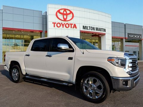 Certified Pre-Owned 2019 Toyota Tundra 1794 Edition